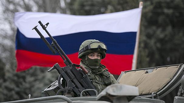 tropas rusas